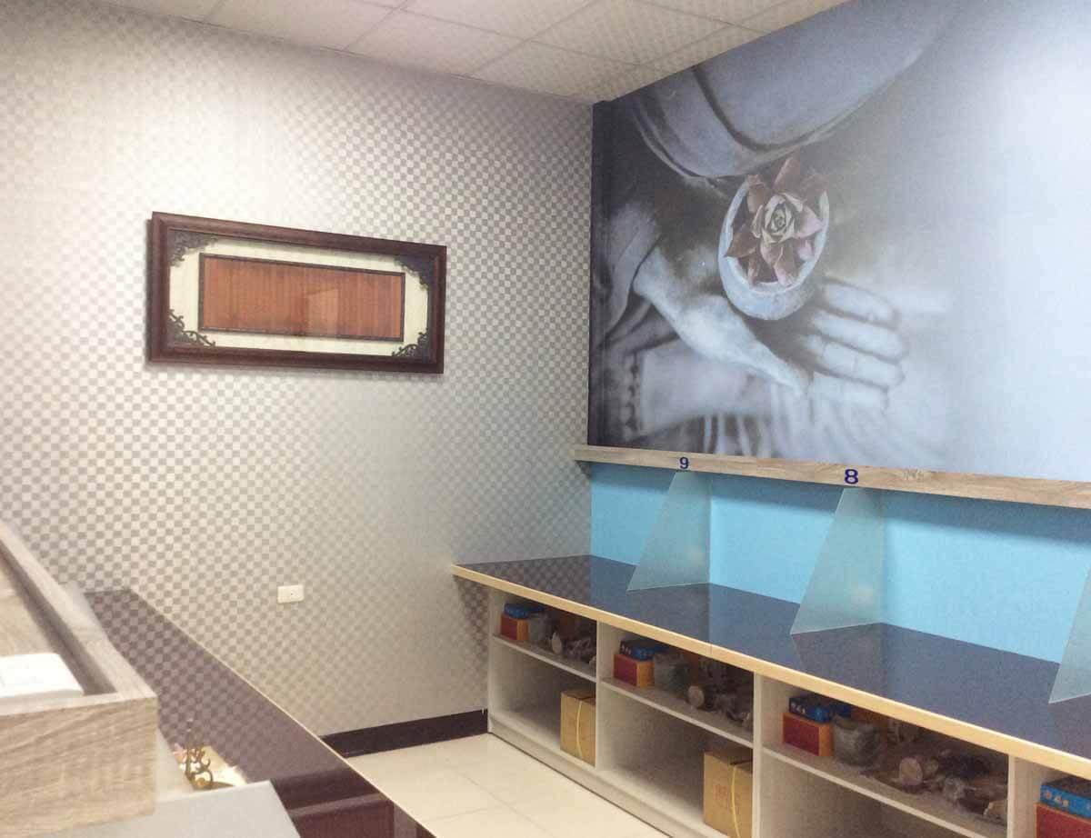 德恩專屬大眾安靈室已正式啟用