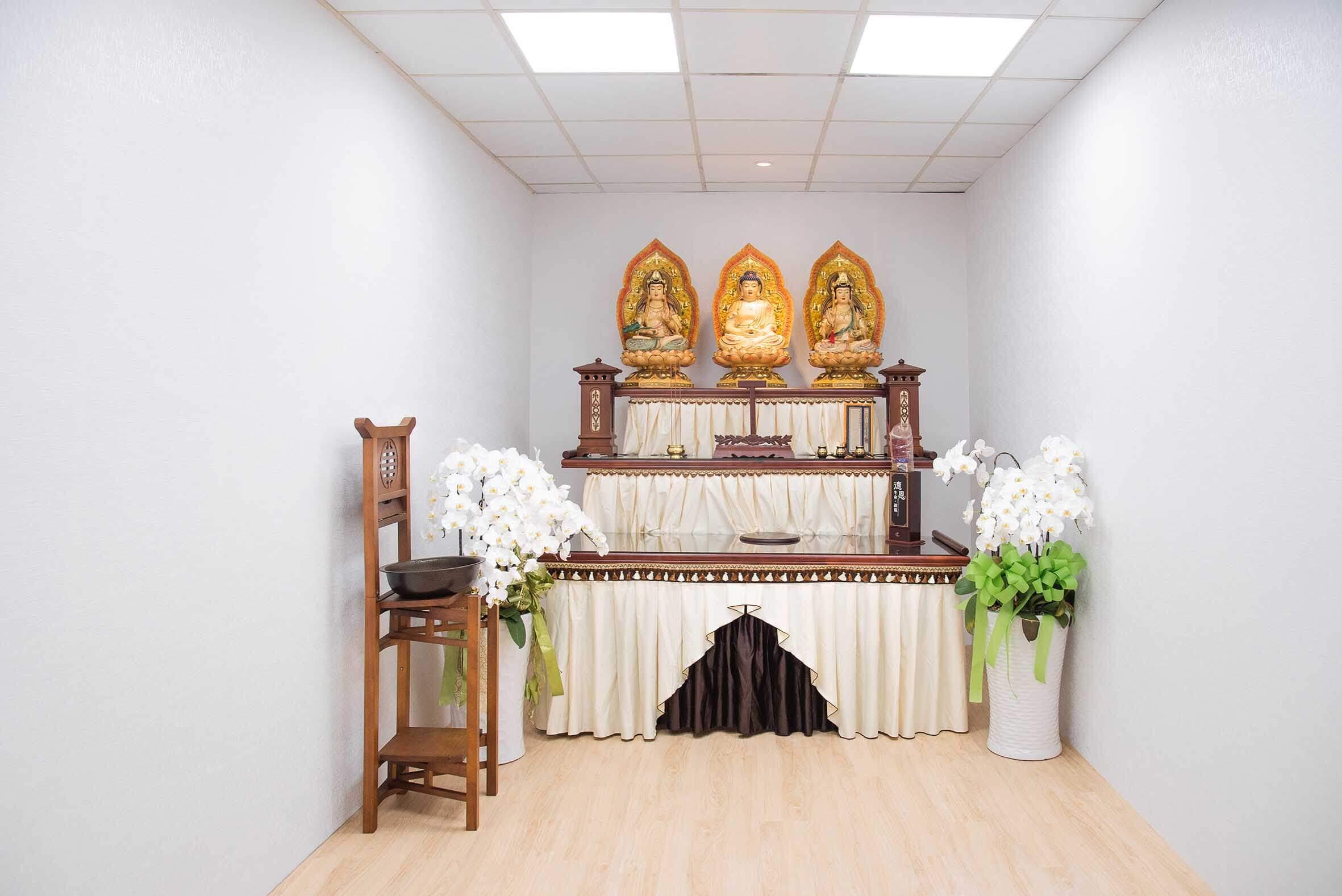 新竹禮儀公司 – 新竹會館順利落成,盼用溫暖與誠心服務需要幫助的人